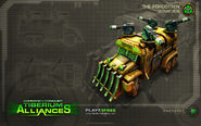 CC Tiberium Alliances wallpaper FORGOTTEN ScrapBus