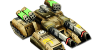 Mammoth tank (Tiberian Twilight)
