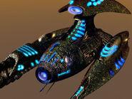 Scrin Ship 4