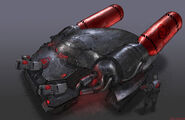 CNCTW Flame Tank Concept Art 5