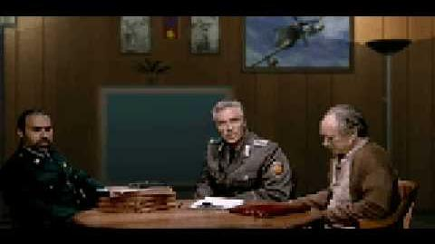 C&C Red Alert - Allied mission 8 briefing