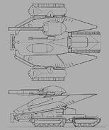 CNCTW Scorpion Tank Concept Art 2