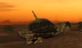 Medium Tank destroyed in desert.png