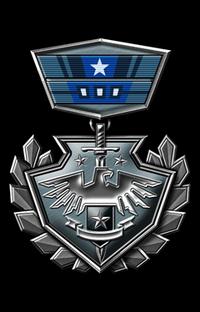 CNCTW GDI Achievement Medal