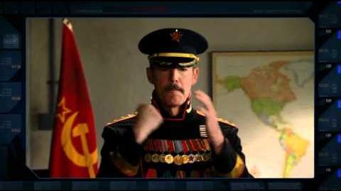 C&C Red Alert 3 - Allies Chapter 1-2. Krukov