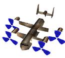 Starlifter transport