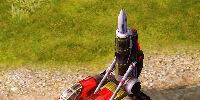V4 rocket launcher