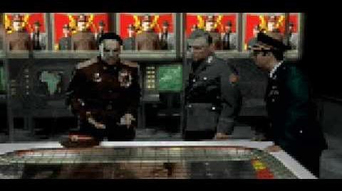 C&C Red Alert - Allied mission 10 briefing