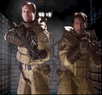 CNCTS Chandra and McNeil Combat Uniform