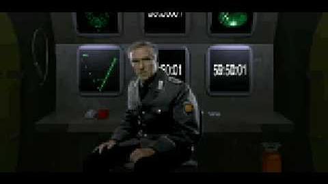 C&C Red Alert - Allied mission 10b briefing