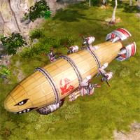 RA3 Kirov Airship