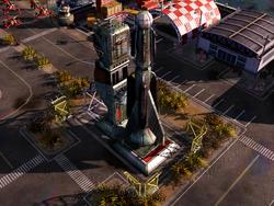 Krasna Launch Pad