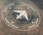 Airstrike cursor