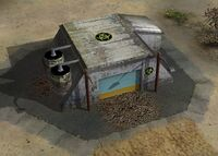 Toxin Bunker