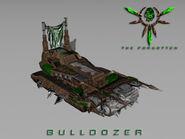 Bulldozerrender