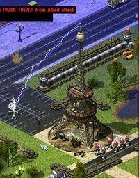 Paris Tower as a Tesla tower2