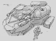 CNCTW Flame Tank Concept Art 1