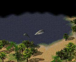 Brachiosaurus in Yuris Revenge
