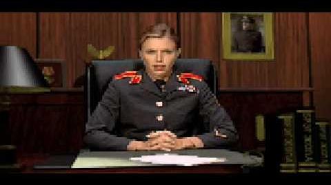 C&C Red Alert Soviet mission 4 briefing