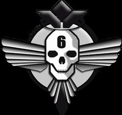 CNCR Dead6 Emblem