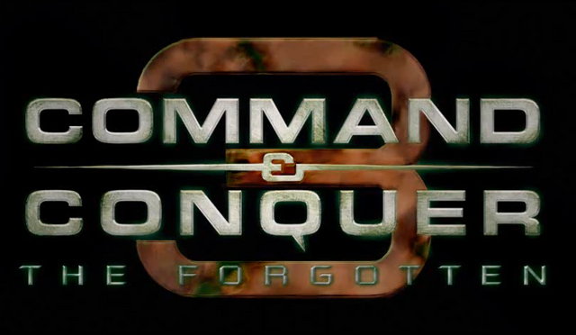 File:C&C3-the-forgotten logo.png