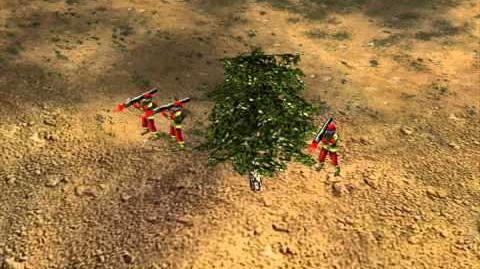 C&C Generals — Tank Hunter Audio