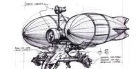 Soviet twin airship