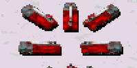 V2 rocket launcher