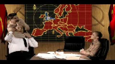 C&C Red Alert Soviet mission 14 (Final) briefing