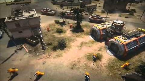 Command & Conquer (canceled annulé) trailers work in progress - example 8