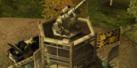 Tech Artillery Platform