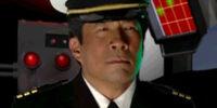 South Korean Naval Commander