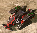 Nod harvester (Tiberium Wars)