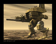Titan CC2 render