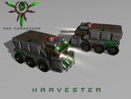 Harvesterrender