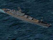 Allied Cruiser