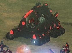 Nod Defence Crawler undeployed