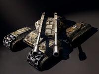 Mammoth Tank 2046