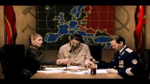 C&C Red Alert Soviet mission 1 briefing
