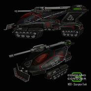 TW Scorpion Tank Render Pack