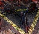 Ion Disruption Field Generators
