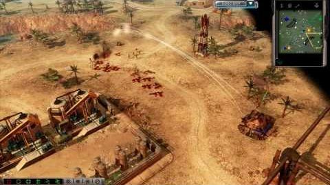 CnC 3 - Mideast Crisis 2 Video HD
