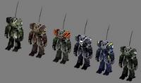 CNCTW Zone Trooper Customs