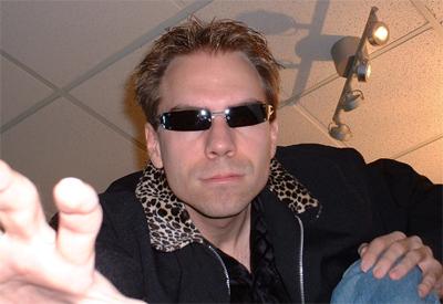 File:Frank Klepacki on an insert photo of his Morphscape album.jpg