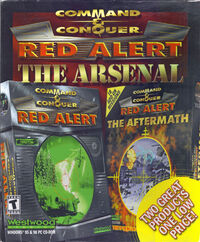 RA Arsenal Cover