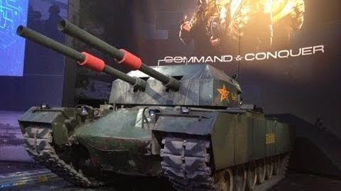 Command & Conquer™ -- We'll Bring The Tank -- Gamescom 2013