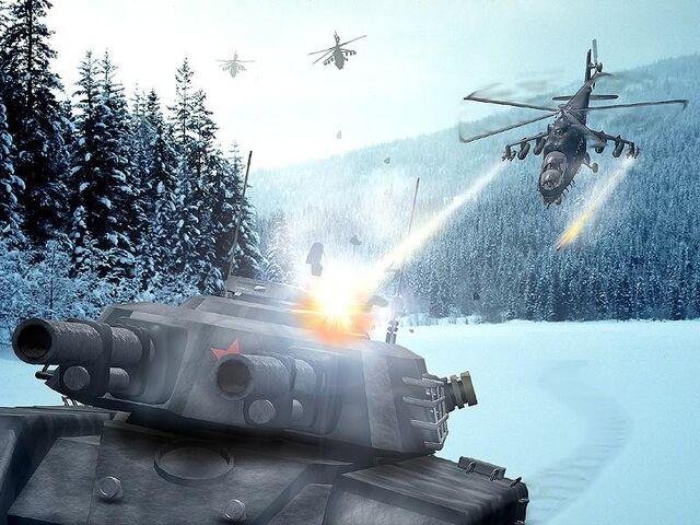 File:RA1 Hind attack Mammoth Tank.jpg