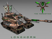 LongHornRender