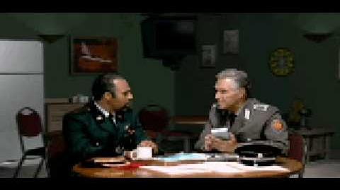 C&C Red Alert - Allied mission 5 briefing