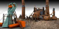 Scavenger refinery